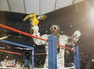 WWE Hall of Famer, Koko B Ware